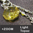 Color:Light Topaz