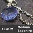 Color:Medium Sapphire