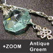 Color:Antique Green